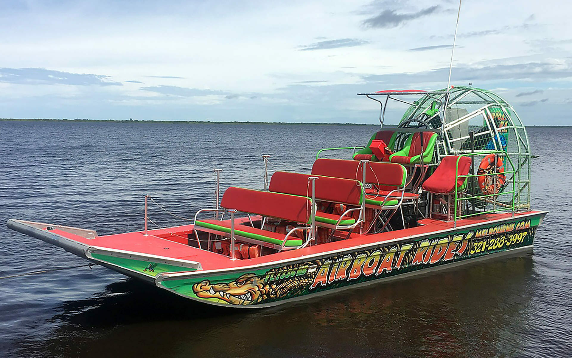 HM-Airboat Tour
