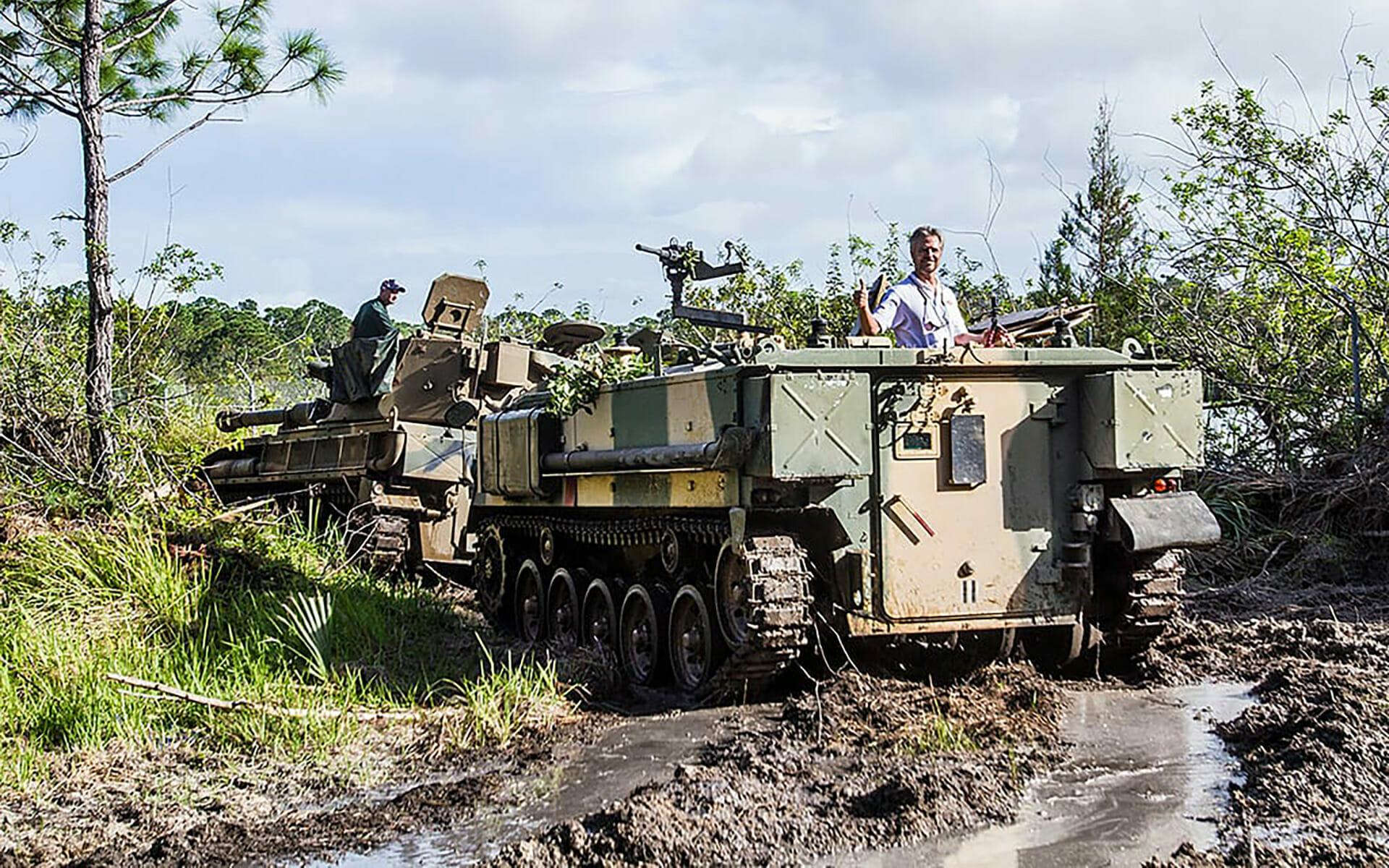 HM-Tank America
